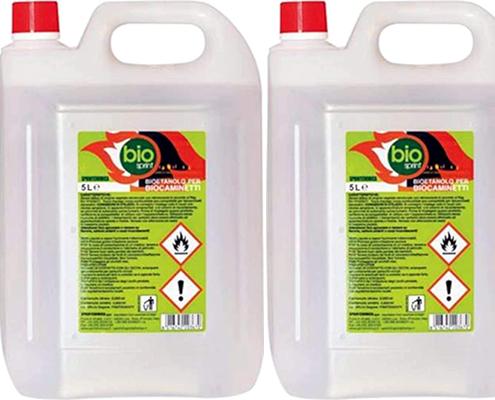 bioetanolo per stufe